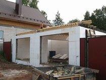 Строительство гаражей под ключ. Архангельские строители.